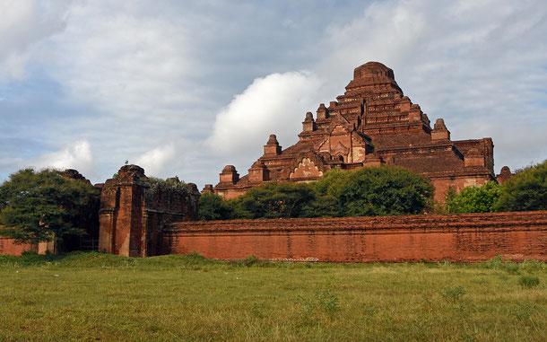 世界遺産「バガン(ミャンマー)」のダマヤンジー・パトー