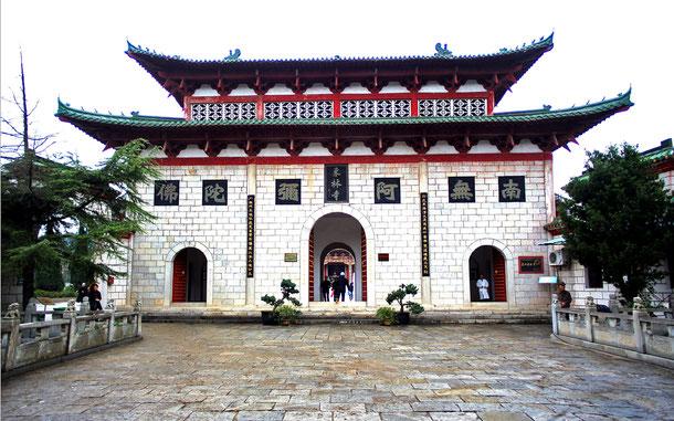 中国の世界遺産「廬山国立公園」、東林寺