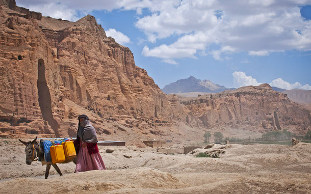 世界遺産「バーミヤン渓谷の文化的景観と古代遺跡群」、バーミヤン渓谷