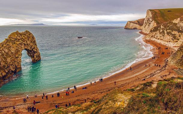 世界遺産「ドーセット及び東デヴォン海岸(イギリス)」、ジェラシック・コースト