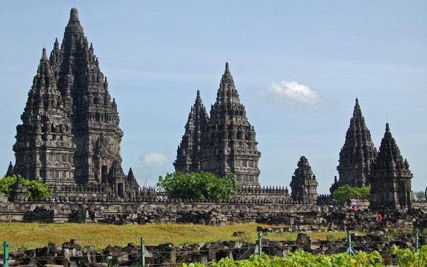 インドネシアの世界遺産「プランバナン寺院遺跡群」、ロロ・ジョングラン