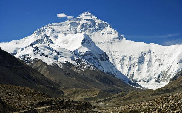 世界遺産「サガルマータ国立公園(ネパール)」、エベレスト