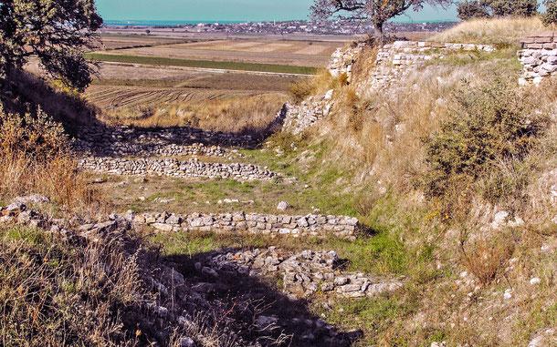 世界遺産「トロイの考古遺跡」