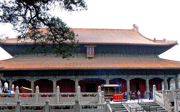 世界遺産「曲阜の孔廟、孔林、孔府(中国)」、