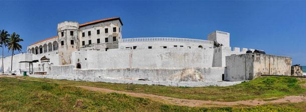 世界遺産「ヴォルタ州、グレーター・アクラ州、セントラル州、ウェスタン州の城塞群(ガーナ)」、エルミナ城塞