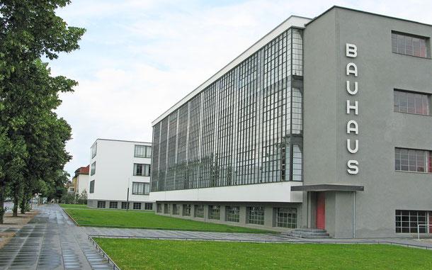 世界遺産「ワイマール、デッサウ、ベルナウのバウハウスとその関連遺産群(ドイツ)」、バウハウス・デッサウ校