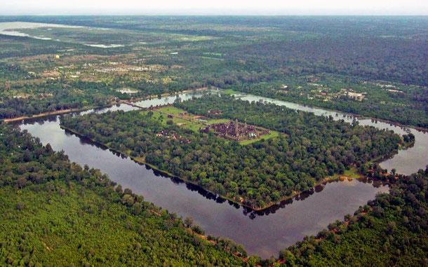 世界遺産「アンコール(カンボジア)」、アンコール・ワット