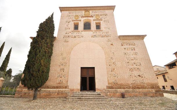 サンタ・マリア・デ・ラ・アルハンブラ教会