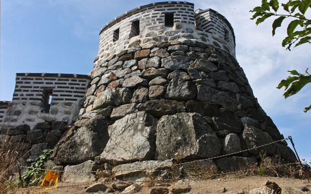 韓国の世界遺産「南漢山城」