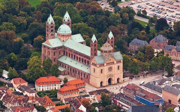 ドイツの世界遺産「シュパイヤー大聖堂」