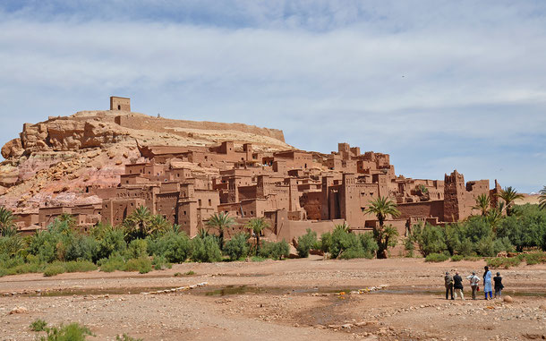 世界遺産「アイット・ベン・ハドゥの集落(モロッコ)」