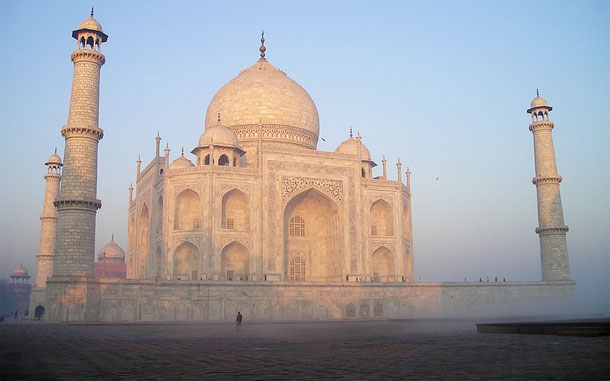 世界遺産「タージマハル(インド)」