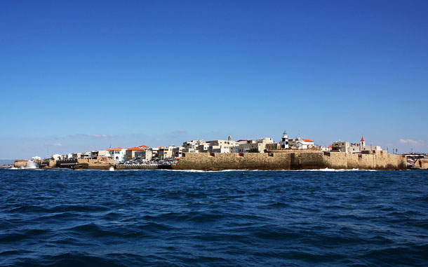 世界遺産「アッコ旧市街(イスラエル)」