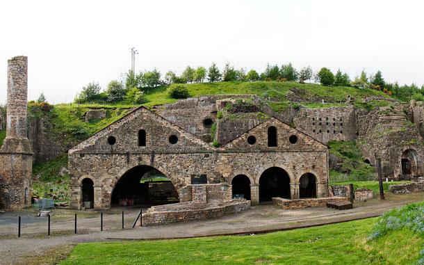 世界遺産「ブレナヴォン産業景観(イギリス)」
