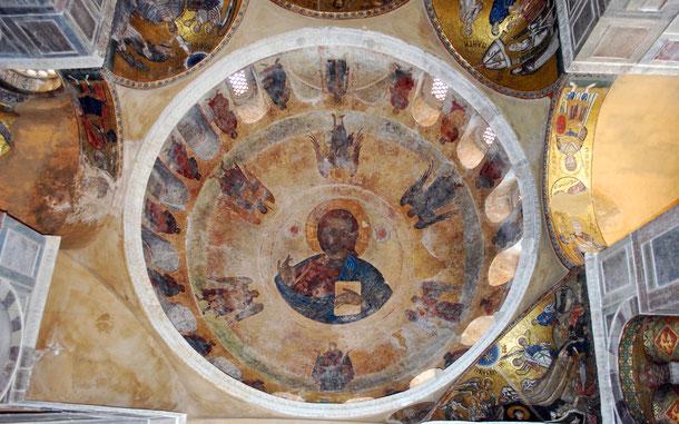 アルメニア、オズン教会のスキンチ