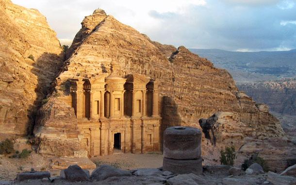 世界遺産「ペトラ(ヨルダン)」、エド・ディル