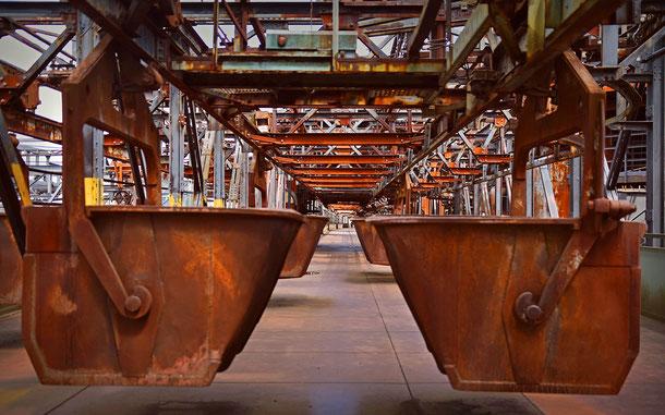 世界遺産「フェルクリンゲン製鉄所(ドイツ)」