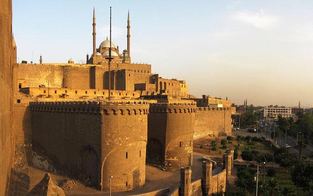 世界遺産「カイロ歴史地区(エジプト)」、城塞シタデル