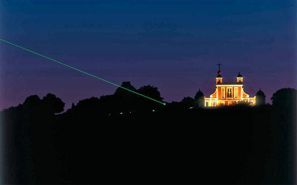 イギリスの世界遺産「河港都市グリニッジ」のグリニッジ天文台