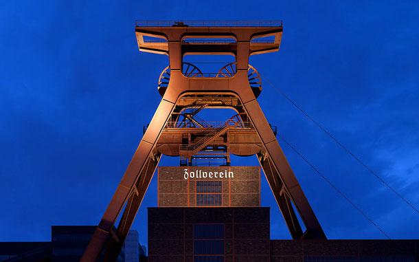 世界遺産「エッセンのツォルフェライン炭坑業遺産群(ドイツ)」