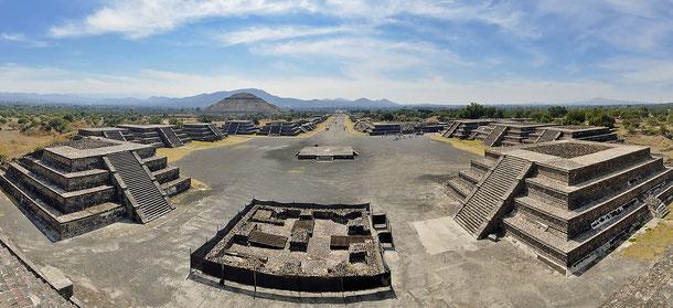 世界遺産「古代都市テオティワカン(メキシコ)」