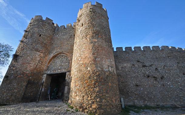 サミュエル城塞