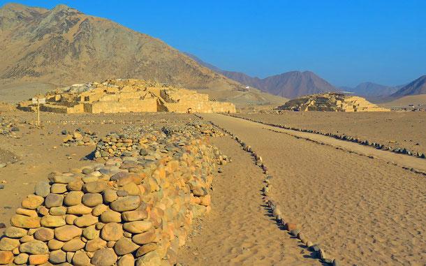世界遺産「聖地カラル-スーぺ(ペルー)」