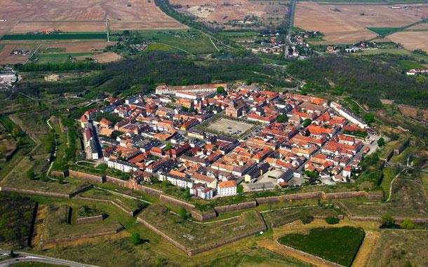 世界遺産「ヴォーバンの要塞群(フランス)」、ヌフ・ブリザックの要塞