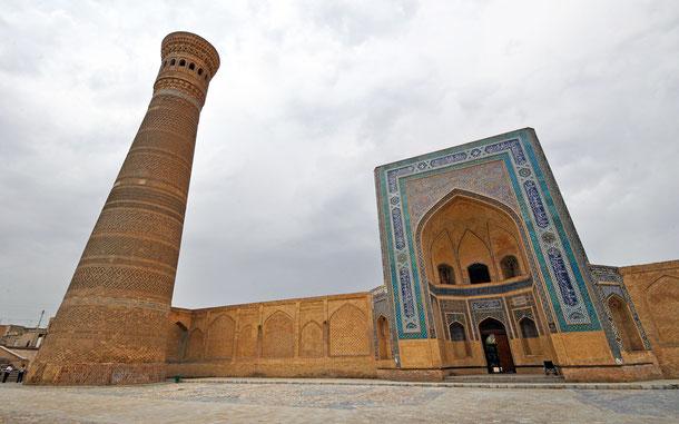世界遺産「ブハラ歴史地区(ウズベキスタン)」