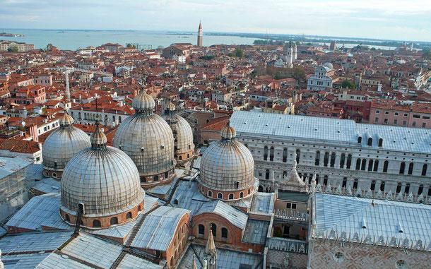 世界遺産「ヴェネツィアとその潟(イタリア)」、サン・マルコ大聖堂