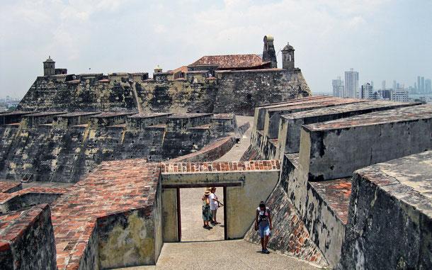 世界遺産「カルタヘナの港、要塞群と建造物群(コロンビア)」