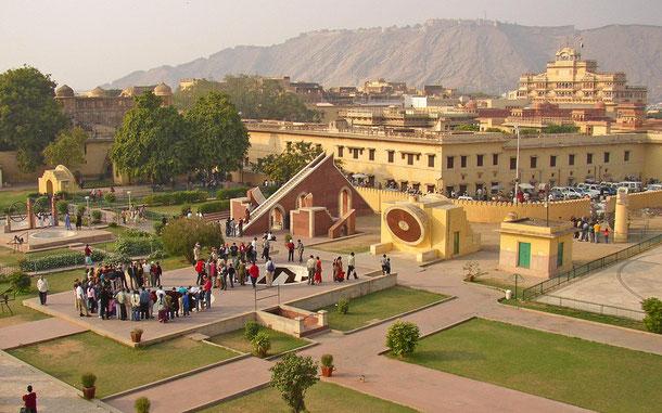 世界遺産「ジャイプールにあるジャンタール・マンタール(インド)」