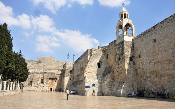 世界遺産「イエス生誕の地:ベツレヘムの聖誕教会と巡礼路(パレスチナ)」、聖誕教会