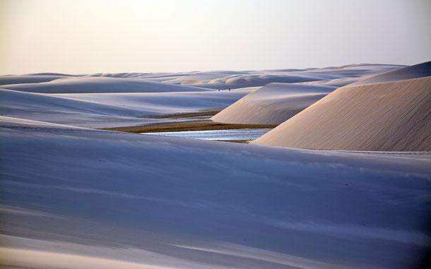 ブラジルの世界遺産候補地「レンソイス・マラニャンセス国立公園」
