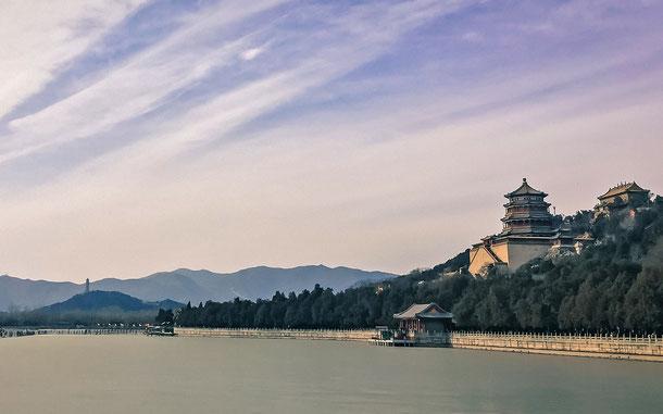 世界遺産「頤和園:北京の皇帝の庭園」