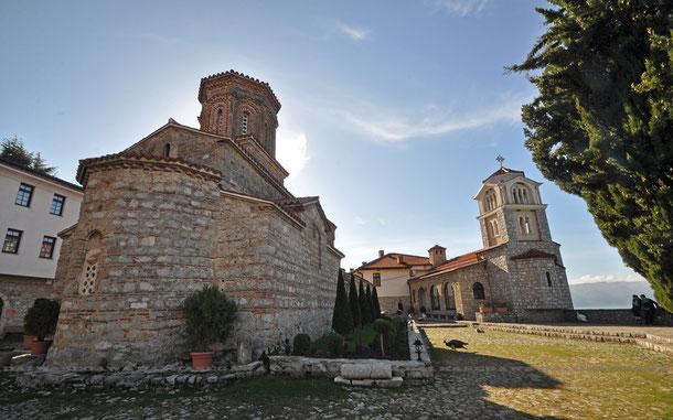 聖ナウム修道院
