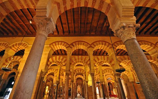 世界遺産「コルドバ歴史地区(スペイン)」、メスキータ
