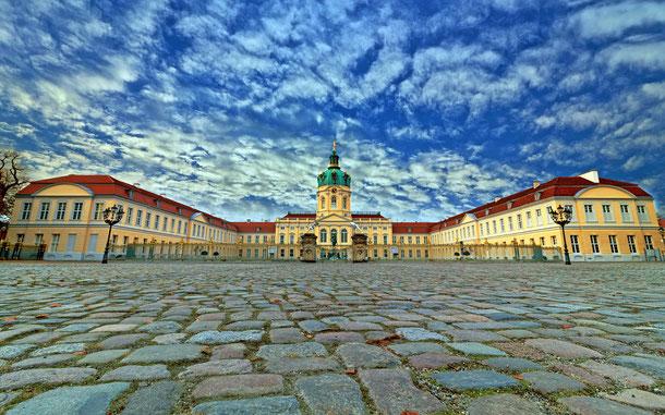世界遺産「ポツダムとベルリンの宮殿群と公園群(ドイツ)」、シャルロッテンブルク