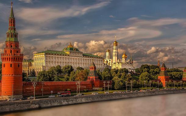 世界遺産「モスクワのクレムリンと赤の広場(ロシア)」、クレムリン大宮殿