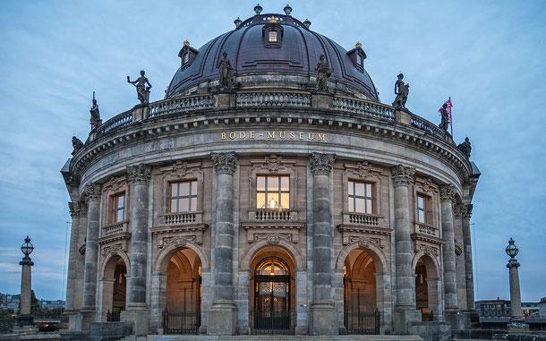 世界遺産「ベルリンのムゼウムスインゼル[博物館島](ドイツ)」、ボーデ博物館