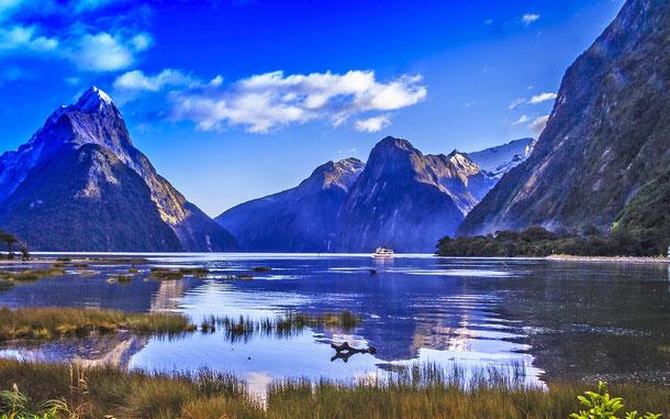 世界遺産「テ・ワヒポウナム-南西ニュージーランド(ニュージーランド)」