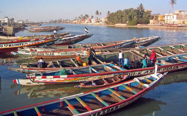 セネガルの世界遺産「サン・ルイ島」