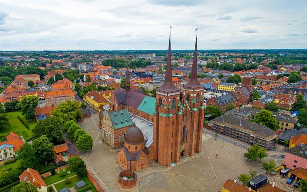 世界遺産「ロスキレ大聖堂(デンマーク)」