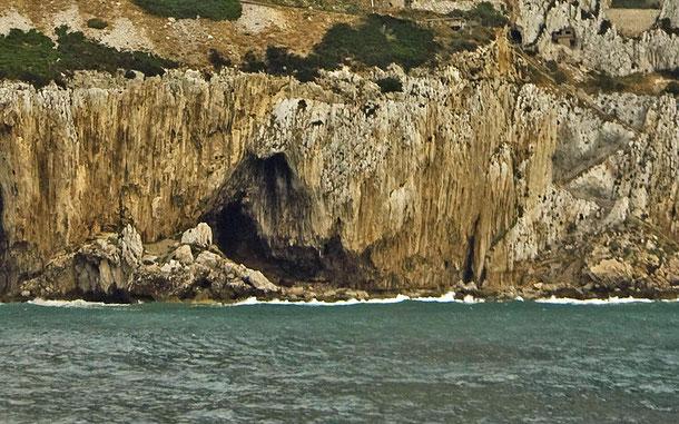 世界遺産「ゴーハムの洞窟群(イギリス)」