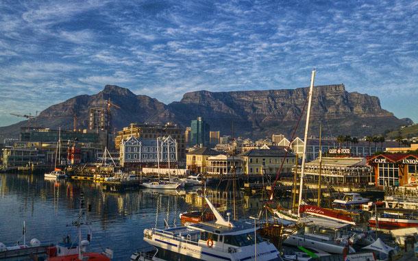 世界遺産「ケープ植物区保護地域群(南アフリカ)」、テーブル・マウンテン国立公園