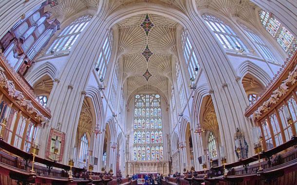 世界遺産「カンタベリー大聖堂、聖オーガスティン大修道院及び聖マーティン教会」、カンタベリー大聖堂