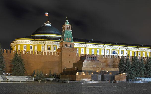 世界遺産「モスクワのクレムリンと赤の広場(ロシア)」、レーニン廟