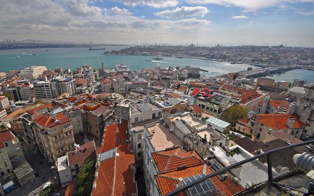 世界遺産「イスタンブール歴史地域(トルコ)」