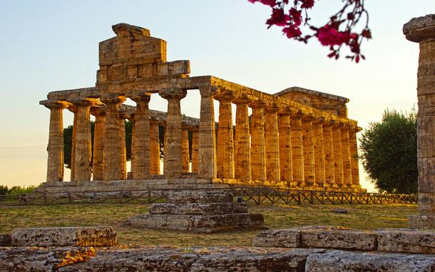 世界遺産「アテネのアクロポリス(ギリシア)」、、ヘファイストス神殿