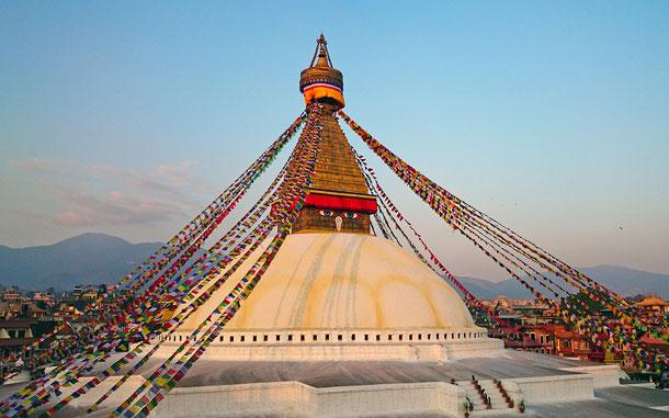 世界遺産「カトマンズの谷(ネパール)」、ボダナート